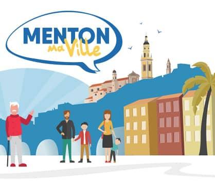 Vos démarches en ligne avec Menton ma ville